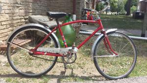 CCM Apache Single Speed Cruiser Bike