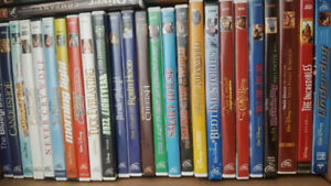 DISNEY DVD COLLECTION LOT FOR SALE