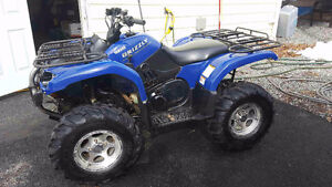 2004 Grizzly 660 ATV for sale