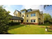 THREE BEDROOM FURNISHED TOP FLOOR APARTMENT IN SECURE WELL MAINTAINED RESIDENCE