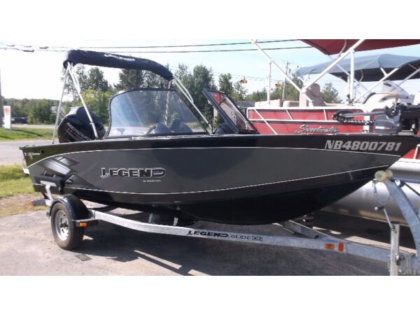 Used 2014 Legend Boats 16 Xtrem