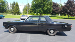 1966 Belvedere 2 door post