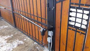 Gates, Gate Operators and Fence Accessories Edmonton Edmonton Area image 2