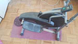 Excerpeutic 260 Space Saver Air Elliptical C$100.00 O.B.O