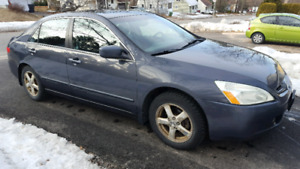 Honda Accord Exl 2005