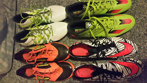 Soccer cleats barely used