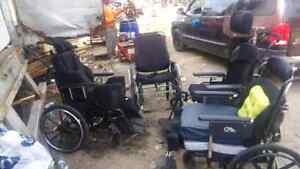 Wheelchairs on Sale