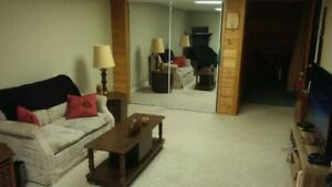Spacious Bachelor Apt near College and Northwood Mall