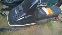 **1974 SKIDOO OLYIMPIC 340 RUNS AND DRIVES NEEDS TLC**