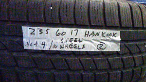 GoodYear Hankook Bridgestone tires rims London Ontario image 3