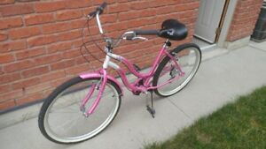 7 Speed woman's bike