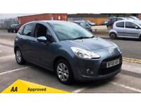 2010 Citroen C3 1.4 HDi VTR+ 5dr Manual Diesel Hatchback