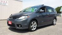 2007 Mazda Mazda5 *** LOADED *** EXTRA CLEAN CERTIFIED $3995