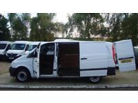2012 MERCEDES BENZ VITO 2.1 CDI 110 SWB Compact Panel Van EU5 NO VAT
