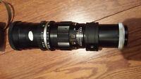 Hanimex 300mm f 5.5 tele-lens