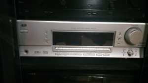 JVC 500 Watt Home Theater Receiver