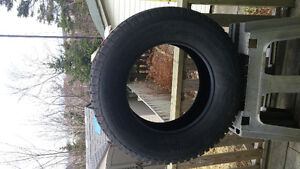 4 new snow tires, rims, sensors, and hubcaps St. John's Newfoundland image 4