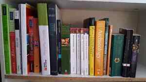 SMU & MSVU TEXT BOOKS FOR SALE !