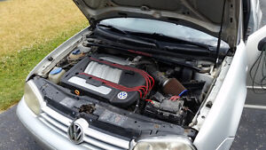 VW 2000 gti vr6 engine 255,091km