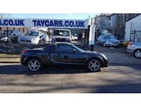 TAYCARS DUNDEE GENUINE SPRING SALE!! 2002 MR2, 1 YEARS MOT NOW ONLY £1395