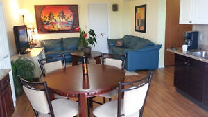 2 BR, North Nanaimo, Furnished all included, $550 per week