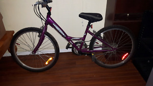 Girls 24inch bike -sppu