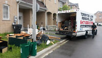 Junk Removal // Rubbish Removal // Garbage Removal.