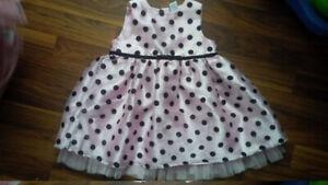 12 & 18 month Easter Spring Dresses