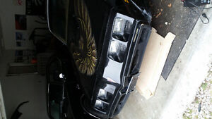 1979 Trans Am Black and Gold 4.9 4 speed 1 of 1590 made