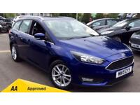 2015 Ford Focus 1.0 EcoBoost Zetec 5dr Manual Petrol Estate