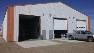 Shop/Storage Space available. New Building