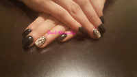 Thursday daytime openings for gel nails! $40 special!