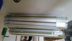 Tbars and cross bars for suspended ceiling