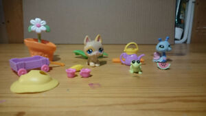 Littlest Pet Shop / LPS - Garden Party Set