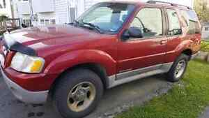 2001 Ford Explorer Sport - Parts/repair