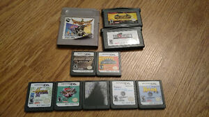 Selling a bunch of games