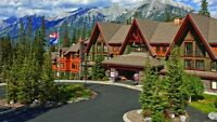 1 Week Condo Canmore/Banff