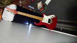 Aria pro ii RS deluxe -v original smooth joint