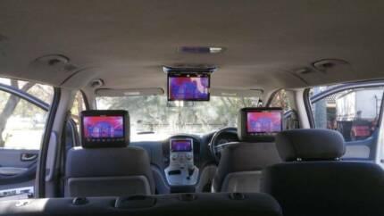Installed Hyundai iMax H-1 iLoad Bluetooth DVD Sat Nav Reverse Ca Sydney City Inner Sydney Preview