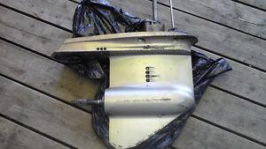 Evinrude lower gear case Kitchener / Waterloo Kitchener Area image 2