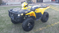 Polaris Sportsman 450 4x4 low miles and very clean