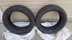 245/50/R20 Michelin HP Touring *** LIKE NEW*** 2 TIRES ONLY