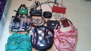 Purses, take all for $25