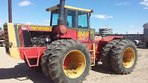 875 versatile 4 wheel drive