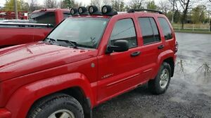 2004 Jeep Liberty Limited VUS