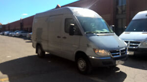 2006 Dodge Sprinter 2500 Minivan, Van