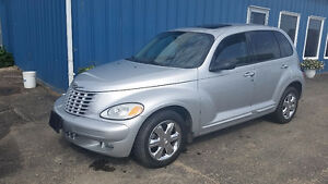 2003 Chrysler PT Cruiser Limited Wagon