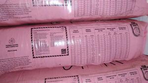 Fibreglass Super Pink R Blown Wool Insulation