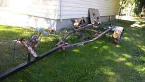 Wiscot canadian built for trade or 450$$