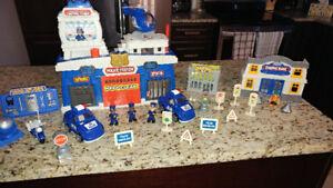 jouets divers